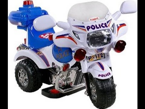 police motos jouets dessin anim pour les enfants youtube. Black Bedroom Furniture Sets. Home Design Ideas