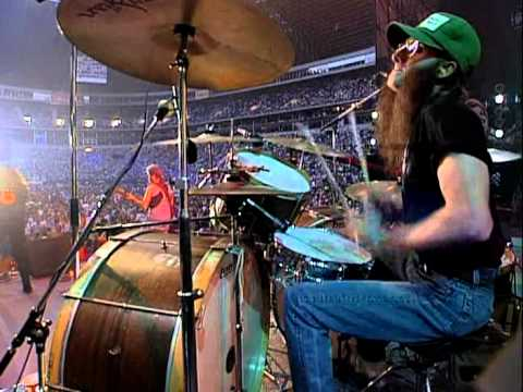 Kentucky Headhunters - Spirit In The Sky (Live At Farm Aid 1992)