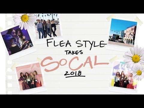 Flea Style takes California | 2018