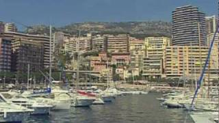 Côte d'Azur Frankreich ReiseVideo