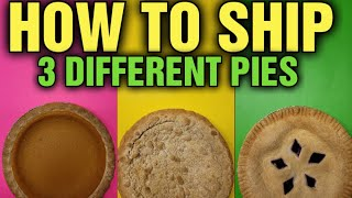 How do You Ship Pies and Cakes [ Can You Ship a Frozen Pie ] How do you package pies for shipping