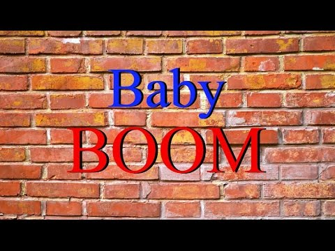la g n ration du baby boom 1945 1964 youtube. Black Bedroom Furniture Sets. Home Design Ideas