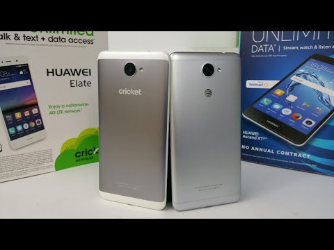 Huawei Elate & Huawei Ascend XT2 How To ScreenShot Two Different Ways