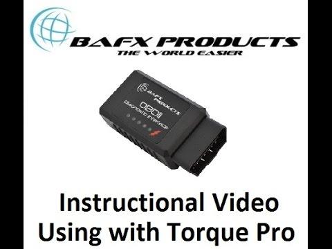 BAFX Products® Bluetooth OBD2 Instructional Setup Videos