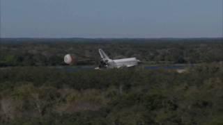STS-129 Landing HD