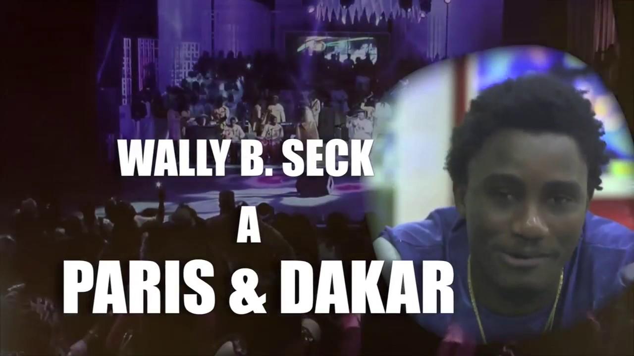 ANNIVERSAIRE W B S Avril 2017 Le BAL DES FARAMAREEN Paris / Dakar