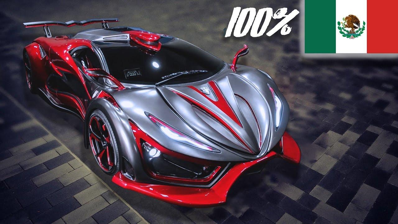 Inferno Exotic Car 2017 >> El superdeportivo exotico Mexicano mejor que Lamborghini y Ferrari [Inferno Mexican car] - YouTube