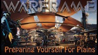 Warframe - Preparing Yourself For Plains Of Eidolon