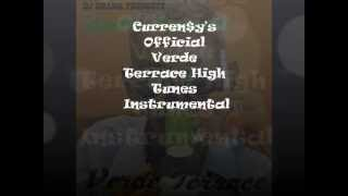 Curren$y - High Tunes Official Instrumental {Verde Terrace }