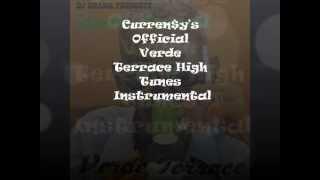 Curren$y - High Tunes Official Instrumental {Verde Terrace }