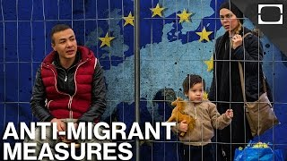 The Extreme Anti-Migrant Measures Of The EU