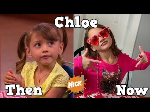 Nickelodeon Stars Then and Now 2019 [part 1]