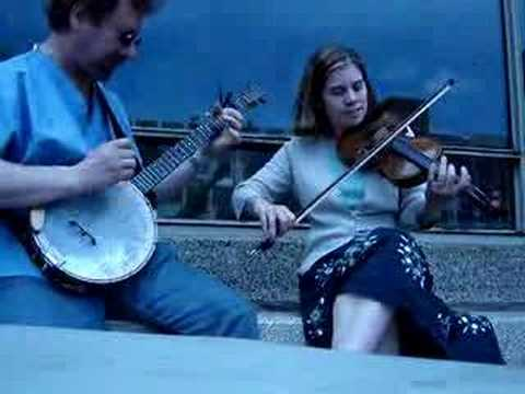 Durang's Hornpipe - fiddle and banjo
