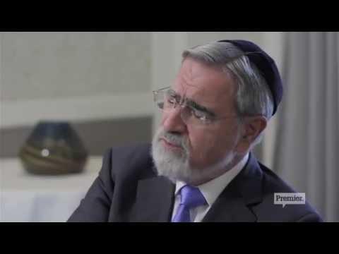 """""""God sent Richard Dawkins for a reason"""" // Rabbi Lord Jonathon Sacks on The Profile"""