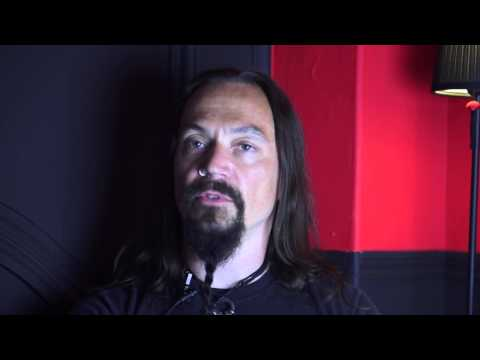 New Amorphis interview with Tomi Joutsen for new album Under the Red Cloud
