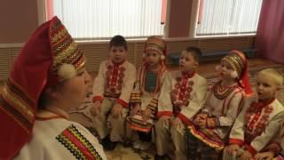 """Кружок по обучению детей мордовскому языку  """"Пайгоня"""""""