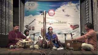 Project Gandharv-Smt Poornima Bhat Kulkarni Live Kannada Bhajan