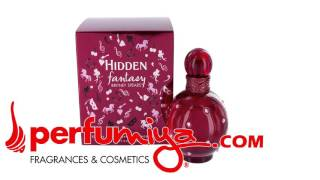 Hidden Fantasy perfume for women by Britney Spears from Perfumiya