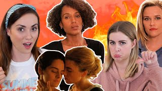 Reacting to Portrait of a Lady on Fire, Little Fires Everywhere & the Killing Eve Finale!