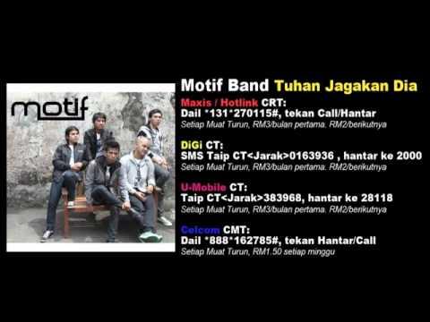 Motif Band - Tuhan Jagakan Dia (Official Fullsong Lyric)