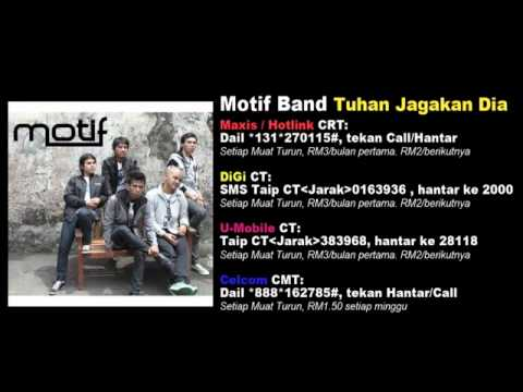 Motif Band - Tuhan Jagakan Dia (Official Fullsong Lyric)