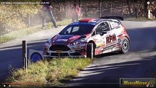Vid�o ERC Rallye International du Valais 2015 [Full HD]