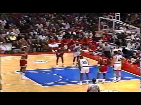 1991-92 Bulls vs. Sixers (1/8)