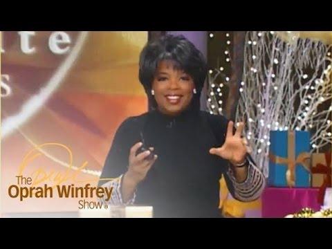 Favorite Things Highlights   The Oprah Winfrey Show   Oprah Winfrey Network