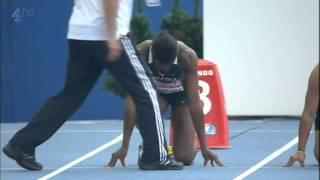 Blessing Okagbare (Nigeria) - Daegu 2011 100m Round 1