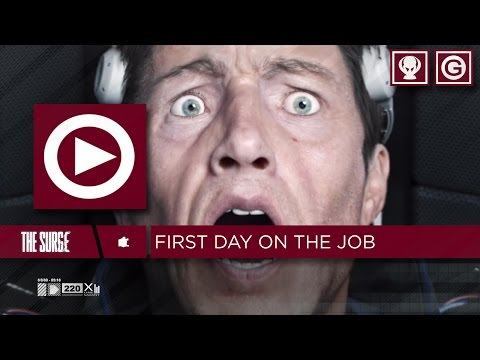 The Surge - First Day on the Job Trophy / Achievement (How to Acquire your job gear)