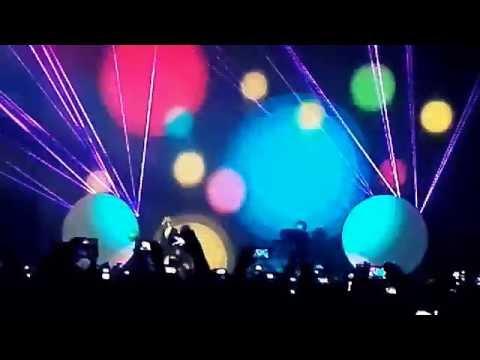 Pet Shop Boys - Inner Sanctum live Super Tour 2016 Santiago de Chile