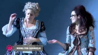 Schauspielhaus Graz: Trailer zu MINNA VON BARNHELM (Lessing)