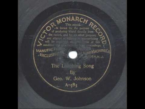 The Laughing Song - Geo. W. Johnson