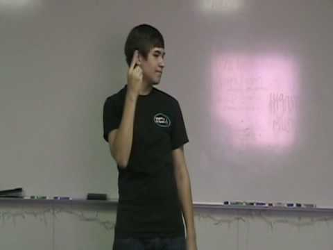 ASL song - Hey There Delilah