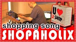 Shopping Haul Spree ✔ JANXEN - SHOPAHOLIX 1.0 (Shop Til You Drop Lidl) Shopaholic Song Shopping Joke