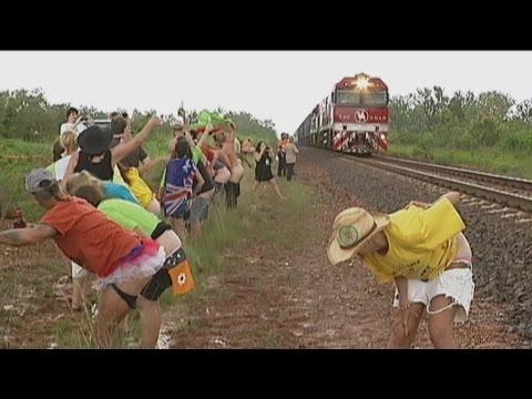 Famous Australian train