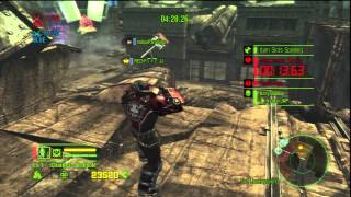 Anarchy Reigns - MULTIPLAYER TEAM DEATHMATCH GAMEPLAY 2012 - Jack [HD]