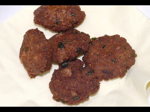 Keema Mutti - Indian Meat Patties - By VahChef @ VahRehVah.com