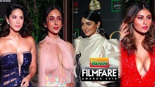 Bollywood Actress B0LD avtaar At Filmfare glamour and style awards 2019 Full Event