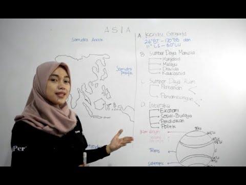 Video Pembelajaran IPS Keruangan Dan Interaksi Antarruang