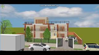 Home design for 4BHK