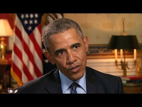 Obama on call with Putin, Syria and foreign policy doctrine