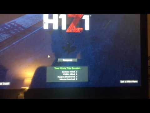 The worst hacker ever H1Z1
