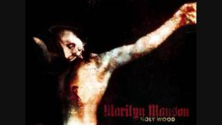 Marilyn Manson - Burning flag