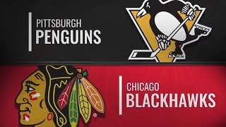 Pittsburgh Penguins vs Chicago Blackhawks | Dec.12, 2018 NHL | Game Highlights | Обзор матча
