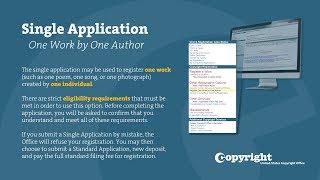 Single Application: Tutorial (2018) thumbnail