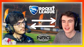 I replaced Squishy on NRG & this is what happened... | 3's Until I Lose Ep. 13 | Rocket League