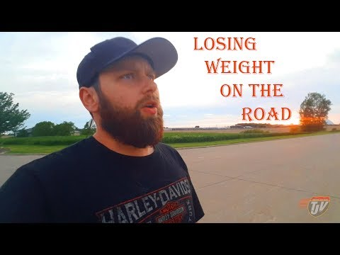TJV Monday - LOSING WEIGHT ON THE ROAD - #1087