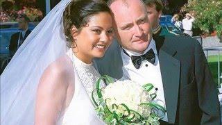 Фил Коллинз повторно женится на третьей жене