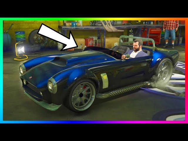 Gta 5 Dlc Hidden Features Secret Car Versions Mystery Hotel Spawns